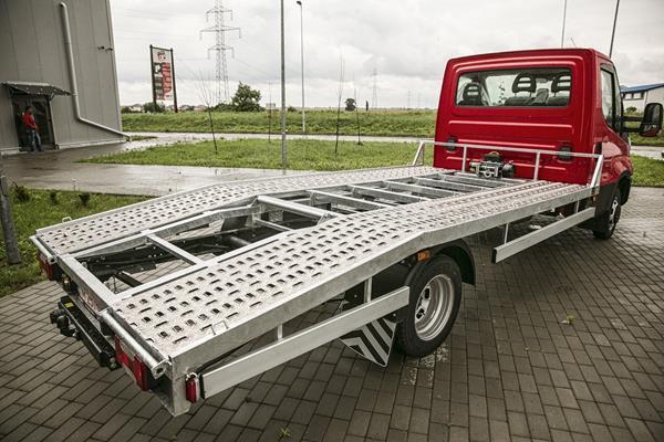 Kit platforma transport auto