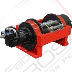 Troliu hidraulic heavy-duty DWHI 450 HD