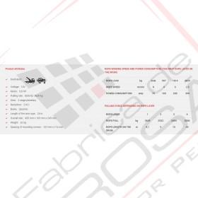 Troliu auto DWM 8000 HD