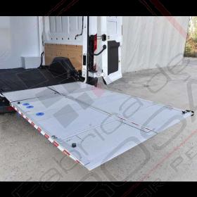 Lift pliabil 500 kg - F3 V050 F pt VAN-uri