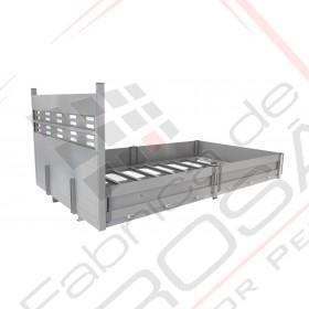 KIT PLATFORMA FIXA 4200x2200x400mm