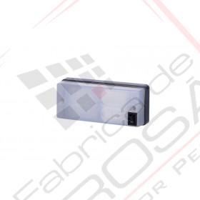 Lampa interior plafon/universala 4LED 106x46X24mm LWD 658 12/24V alba Horpol