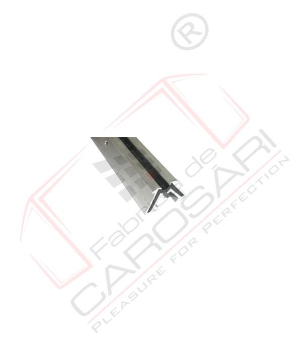 Tila hinge 29/180° 2200mm