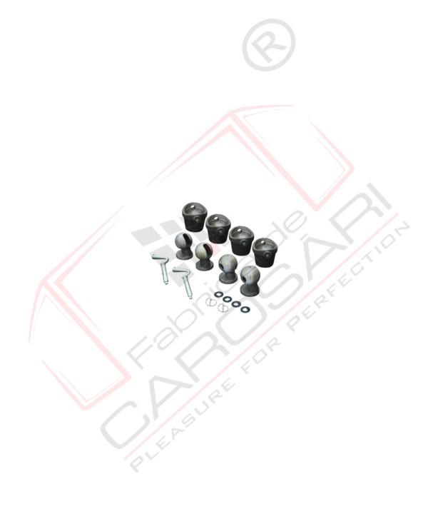 Tipper ball bearing 0 85mm,15000kg