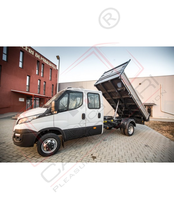 kit Bena basculabila electric Otel Iveco Daily 35C