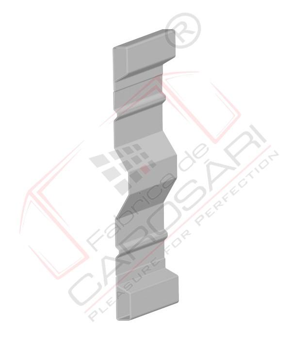 Profil oblon Otel HV600/33/1,50