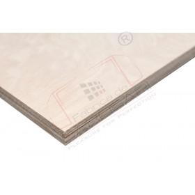 Placaj fag  6 MM. CL. BB 3-ST. IF20; E1 2440 x 1250