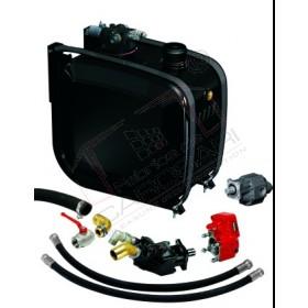 Sistem hidraulic pentru podele miscatoare