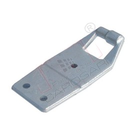 Hinge for sideboard tipper 154 mm