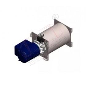Agregat electric 12 V cu rezervor de ulei 15Ltr. , pompa de 3,1cc ,distribuitor , motor electric 12V 2000W