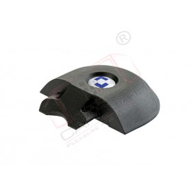 Plastic end cap for Airline track, 42mm