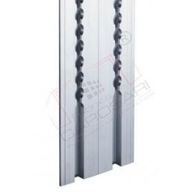 ATD II, double track, aluminium