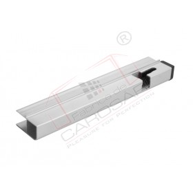 Edging profile for lock T50 300mm, right