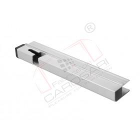 Edging profile for lock T50 300mm left