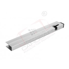 Edging profile for lock T50 400mm, right