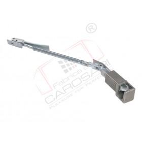 Rear lock H 11/240, left