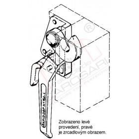 Dropside lock H 115 A, R