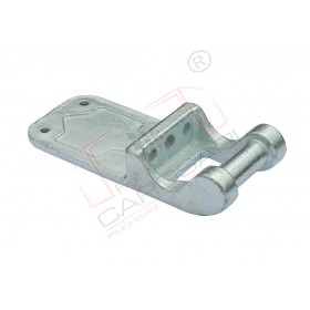 Hinge H955/M12, zinc