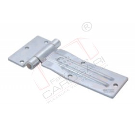Side hinge185 mm, zinc plated