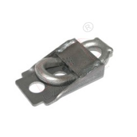 Frame stowing ring, steel, grinded down