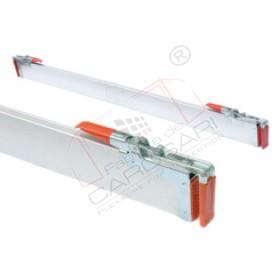 Stowing bar 2400-2700 mm 400daN