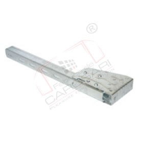Holder of side barrier, 572mm, plastic