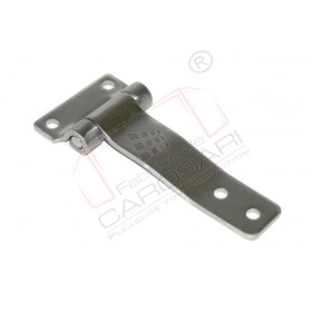 lateral hinge 110mm, inox