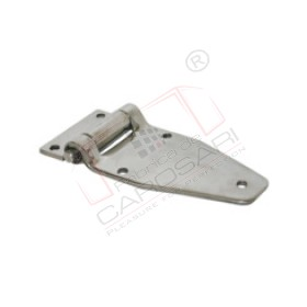 Side hinge 65x151mm, inox