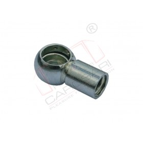 Gas strut end cap M8, joint