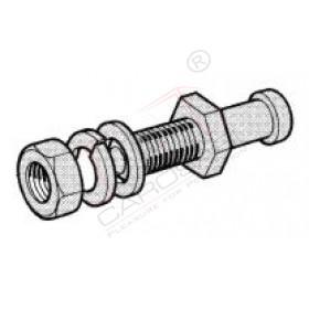Pin of lock