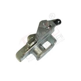 Lock 174x105mm, mechanism, right, zinc