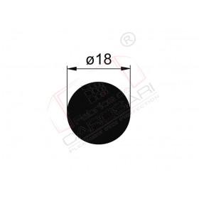 Lock bar 18mm, 3000 mm