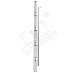 Door profile 3200-4 hinges,hinge,anod