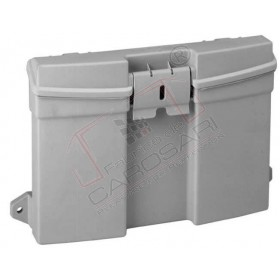 Document compartment 344x280x70mm, grey