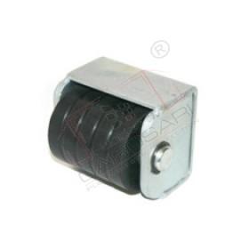 Roller buffer 100x90 mm
