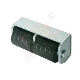 Roller buffer, 2 rollers 194x70mm