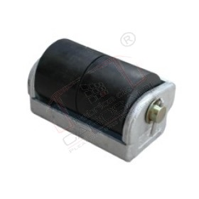 Buffer with rollers-2 rollers,216x116mm