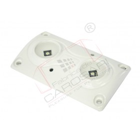 Interior light 2LED 12-24V IP67 ADR