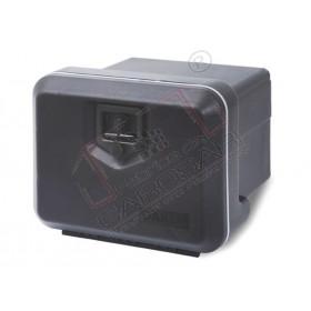 Box, 500x400x400mm no holders