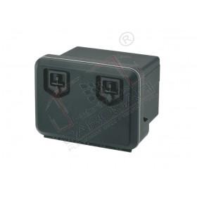 Box, 600x400x500mm no holders