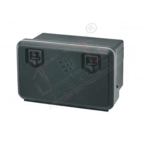 Box, 800x500x500mm no holders