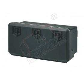 Box, 1000x500x500mm no holders