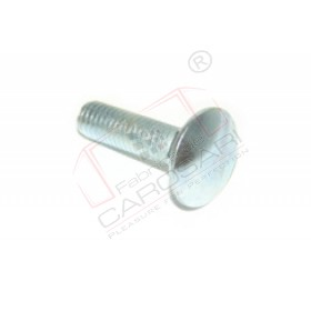 Screw M8x25mm, DIN 603 Zn