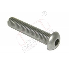 Screw M8x35 ISO 7380, inox