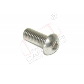 Screw M10x20 ISO 7380, inox