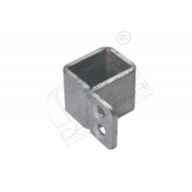 SAFEGRIP rear keeper for Al pillar zinc