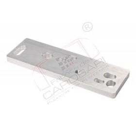 The holder of tensioner Al 10 mm