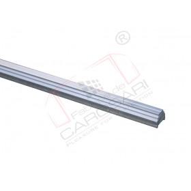 Countersunk profile, aluminium