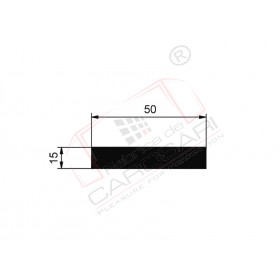 Flat bar 50x15 mm