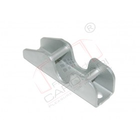 Keeper of rear door fastener, geomet